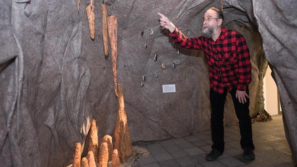 Také Zlínský kraj má své jeskyně, netopýři v nich nocují i zimují