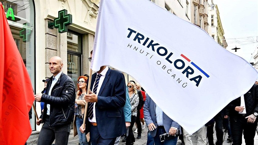 Trikolóra má v Přerově zastupitele, do hnutí vstoupila část místního sdružení