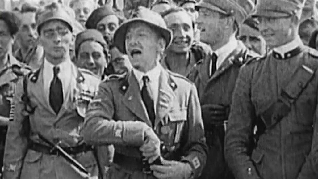 """První fašistický stát? """"Nadlidi"""" a """"duceho"""" stvořil v Rijece D'Annunzio -  iDNES.cz"""