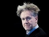 Světelný technik Hynek Medřický v diskusním pořadu Rozstřel (24. ledna 2020)