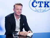 Předseda Rady ČTK David Soukup v diskusním pořadu Rozstřel (29. ledna 2020)