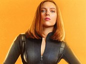 Scarlett Johanssonová ve filmu Black Widow