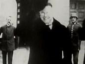 Podepsal příměří s Francií a Británií, tak na Erzberga spáchali atenát