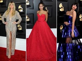 Nejkrásnější róby z předávání hudebních cen Grammy 2020
