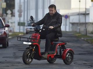 Ostravská společnost VelorXtrike uvádí na trh novou elektrickou tříkolku...