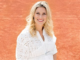Bývalá tenistka Andrea Sestini Hlaváčková