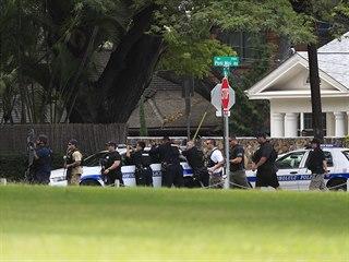 Muž původem z Česka na Havaji pobodal ženu a zastřelil dva zasahující...