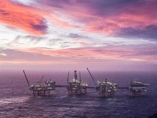 Norové otevřeli nové ropné pole Johan Sverdrup.