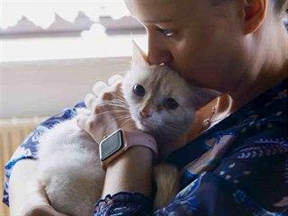 Pepina je kočka s neurologickou poruchou, kterou navíc stresuje spousta cizích...