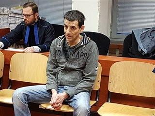 Marian Illéš obžalovaný z krádeže v teplickém klenotnictví před ústeckým...