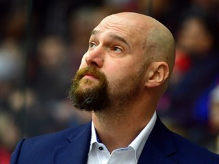 Libor Zábranský jako trenér Komety Brno