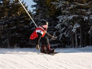 Vanessa Volopichová na Zimní olympiádě dětí a mládeže