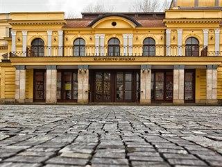 Klicperovo divadlo v Hradci Králové (5. 11. 2012)