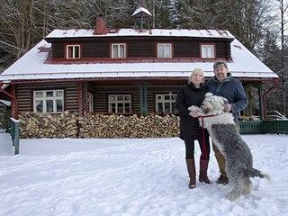 Manželé Zelingerovi strávili téměř 20 let života na legendární Turnerově chatě...