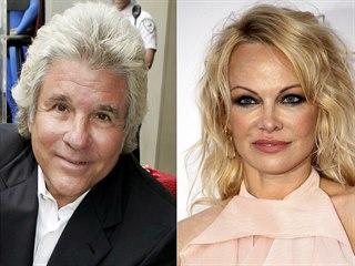 Jon Peters a Pamela Andersonová se vzali v Malibu 20. ledna 2020.