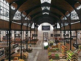 Čeká na znovuzrození Staroměstská tržnice stojící nedaleko Můstku v Praze 1 by...