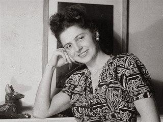 Návrhářka a obchodnice s látkami Lída Ascher (1913–1983)