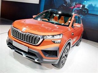 Autosalon Auto EXPO Dílí 2020