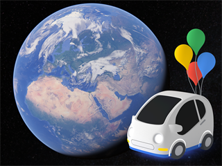Google Mapy vyrostly z malého experimentu do doslova globálních rozměrů