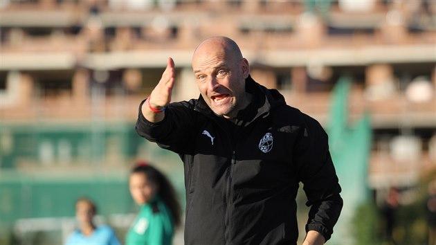 Trenér Plzně Adrian Guľa po zápase s Opavou