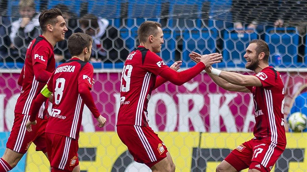 Chytil podepsal s Olomoucí novou smlouvu. A co takhle gól Spartě?
