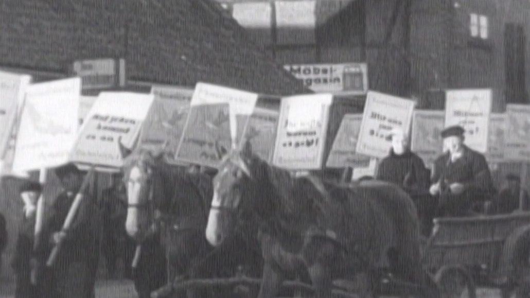 Před 100 lety začala legální okupace litevského Memelu