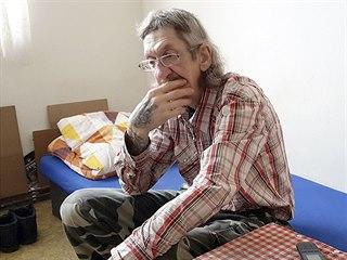 Třiašedesátiletý Václav Grimm z Kladna strávil velkou část života ve vězení. Na...