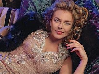 Herečka Lucie Benešová