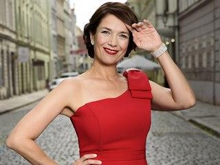 Tereza Kostková moderuje již desátý ročník taneční soutěže StarDance.
