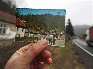 Na staré fotografii je vidět, jak vypadala vesnice Blagojev Kamen v Srbsku před...