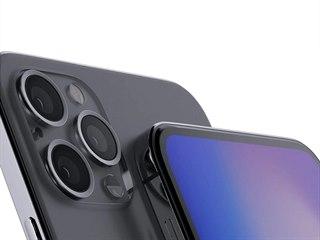 Možná podoba chystaného iPhonu 12