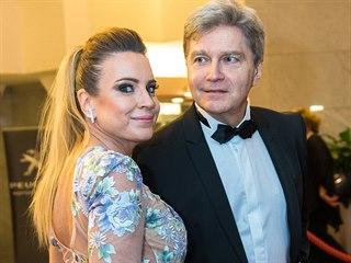 Erika Judinyová a Štefan Skrúcaný (29. ledna 2017)