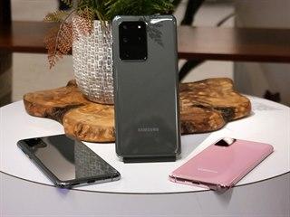 Modely řady Samsung Galaxy S20