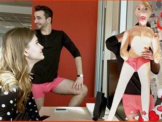 Redaktor vyzkoušel chytré spodní prádlo k Valentýnu