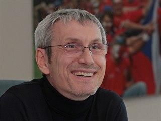 Podnikatel Zdeněk Navrátil vede klub Basketpoint Frýdek-Místek.