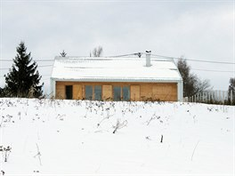 Dům v obci Nahorevo v Bosně a Hercegovině navrhlo designérského uskupení Filter...