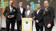 "FREY v Marktredwitz vyhrál ""Store of the Year Award 2020"""