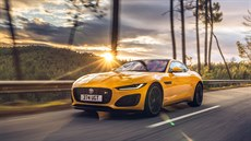 new Jaguar_F-Type R Coupé AWD_Sorrento_yellow