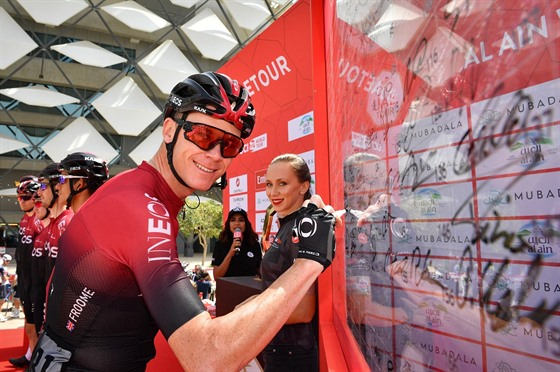 Chris Froome, archivní foto