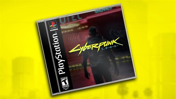 Cyberpunk 1997 - PlayStation 1 Demake