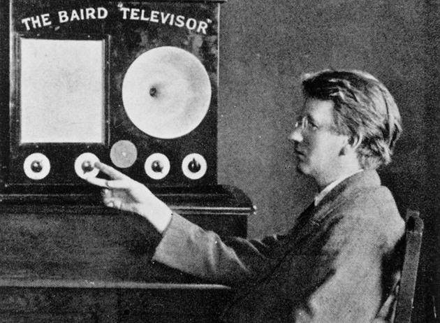 STO OBJEVŮ: Otec televize Baird byl podivín. Pro vynálezy riskoval život