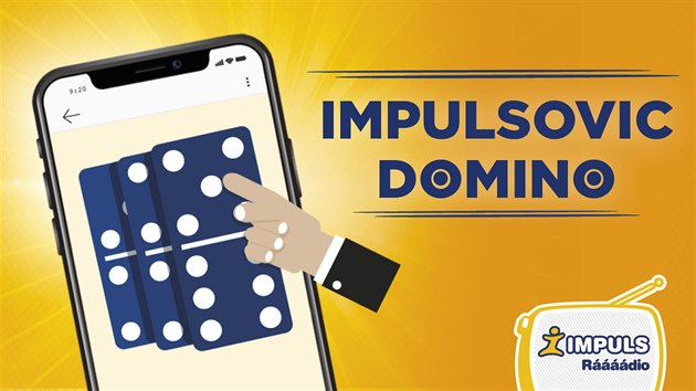 Impulsovic domino