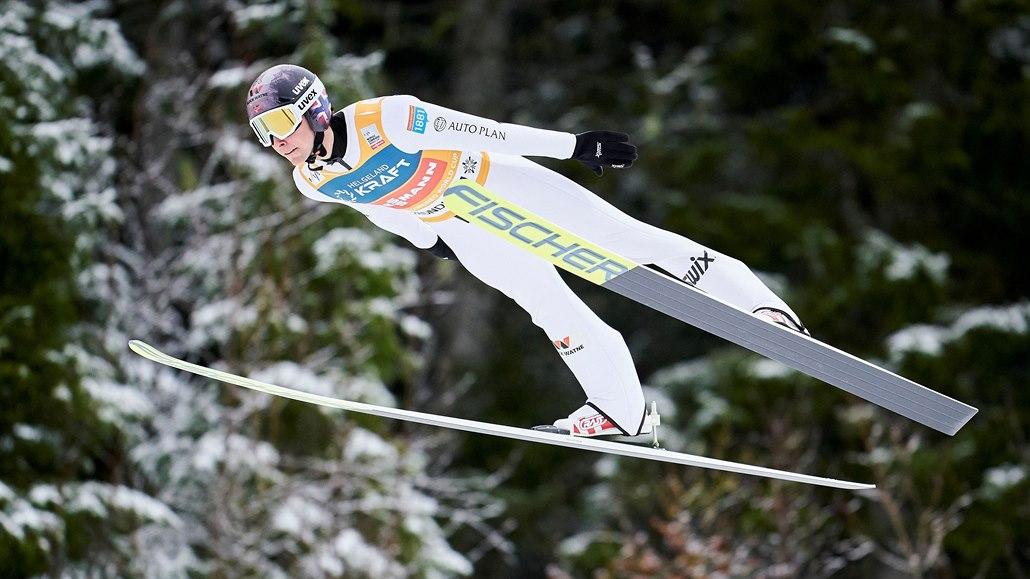 Riiber vyhrál 12. závod SP v sezoně, vyrovnal Manninenův rekord