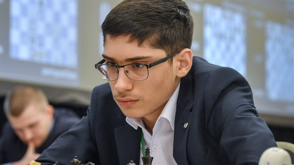 Šachový turnaj v Praze vyhrál šestnáctiletý Íránec Fírúzdža
