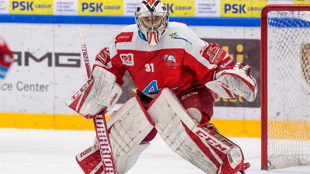 Junior Mokrý vychytal i Kometu a hokejisté Olomouce jsou už sedmí