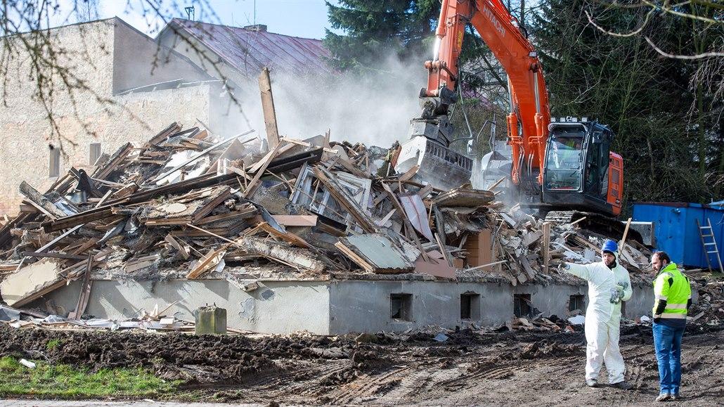 V Plzni začala revitalizace problémového Zátiší, zchátralé domy nahradí nové