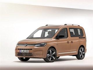 Nový Volkswagen Caddy