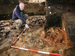 Před půl rokem odkryli archeologové pod jedním ze zámeckých sálů tisíc let...