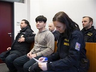 Hamid Said, první z pětice Afghánců, kteří nelegálně přicestovali do Čech v...