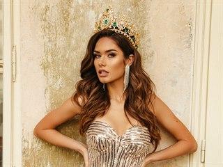 Miss Global 2019 Karolína Kokešová